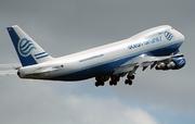 Boeing 747-230F/SCD (I-OCEA)
