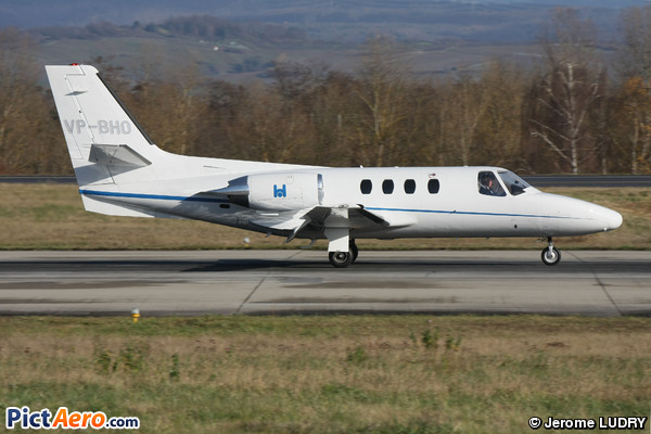 Cessna 501 Citation I/SP (Cardinal Aviation)