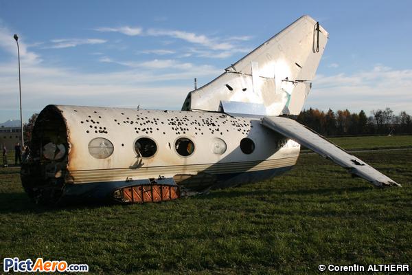 Grumman G-159 Gulfstream I (Sonmez Airlines )