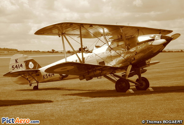 Hawker Hind (The Shuttleworth Collection)