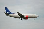 Boeing 737-505 (LN-BRV)