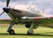 Hawker Hurricane MK XII (G-HURR)