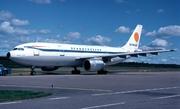 Airbus A300B2-320 (LN-RCA)