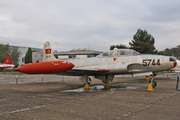 Lockheed T-33A Shooting Star (25744)