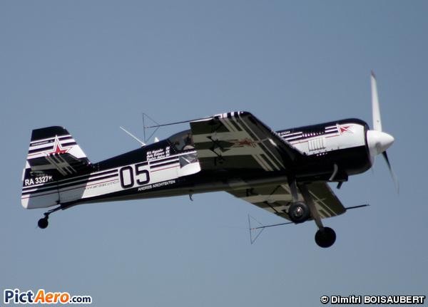 Sukhoï Su-26 (Dominic Andres)