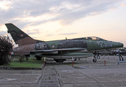 North American F-100D Super Sabre (E-245)