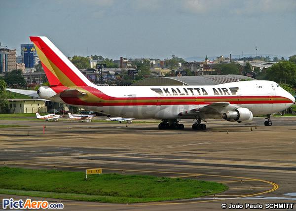 Boeing 747-209F/SCD (Kalitta Air)