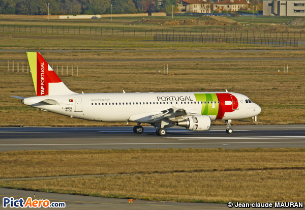Airbus A320-232 (TAP Portugal)