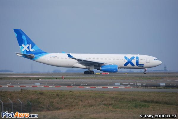 Airbus a330 243 f grsq xl airways france par tony for Airbus a330 xl airways interieur