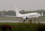Boeing 737-7AW/BBJ (VP-CEC)