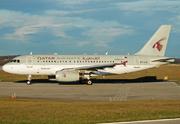 Airbus A319-133LR (A7-CJA)