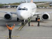 Boeing 737-33A (TS-IEE)