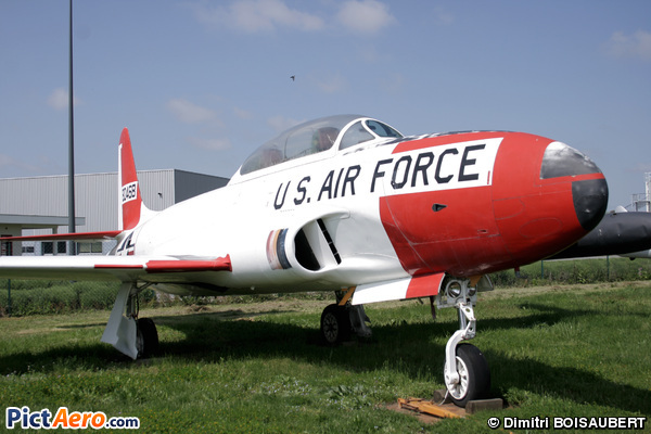 Lockheed T-33A Shooting Star (Ailes Anciennes Toulouse)