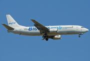 Boeing 737-4C9 (YR-BAD)