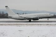 Boeing 737-7JB/BBJ (VP-BFT)