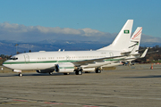 Boeing 737-7DP BBJ (HZ-101)