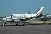 Beechcraft A100 King Air (C-GJLP)