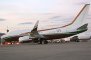 Boeing 737-7BF/BBJ (N737AG)