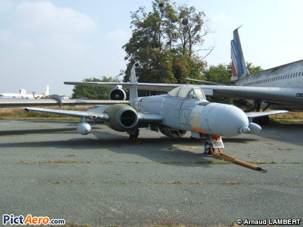 Gloster Meteor NF14 (France - Ministère de la Défense (CEV))