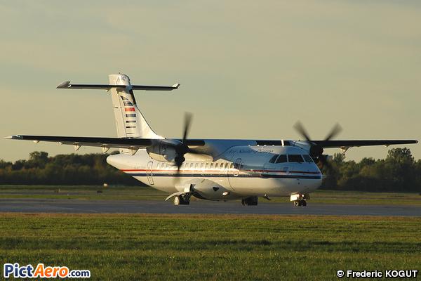 ATR 42-320 (Air Saint-Pierre)
