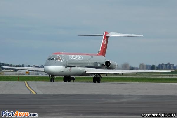 McDonnell Douglas DC-9-51 (Northwest Airlines)