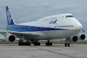 Boeing 747-481 (JA404A)