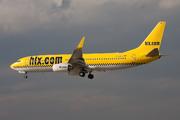 Boeing 737-8K5 (D-AHFS)