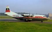 Antonov An-12B (LZ-BAB)