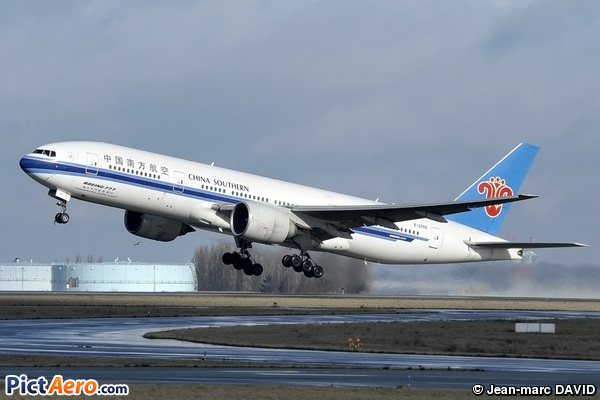 Boeing 777-21B/ER (China Southern Airlines)