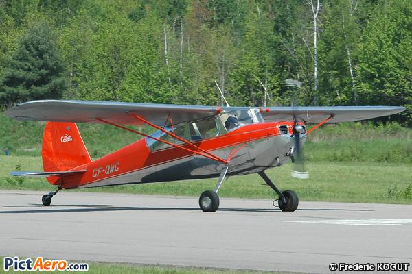 Cessna 120 (Wyman John)