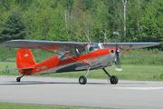 Cessna 120 (CF-QWC)