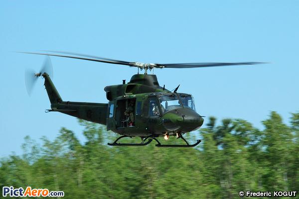 Bell CH-146 Griffon (Canada - Air Force)