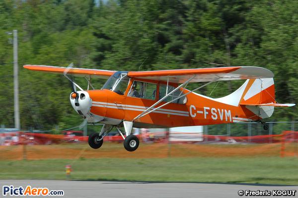 Aeronca 7AC Champion (Privé)