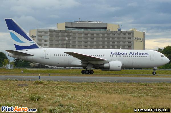 Boeing 767-222 (Gabon Airlines)