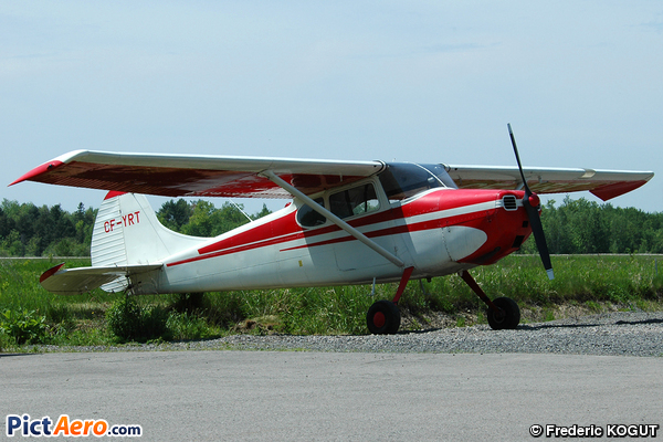 Cessna 170 A (Scoles James)