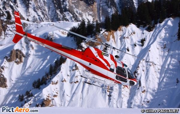 Aérospatiale AS-350 B3 Ecureuil (SAF)