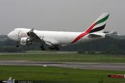 Boeing 747-4HA/F/ER/SCD (OO-THB)