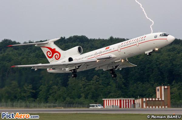 Tupolev Tu-154M (Kyrgyzstan Airlines)