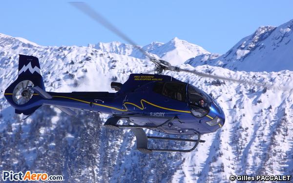 Eurocopter EC-130B-4 (Héli Securité - Helicopter Airline)