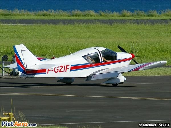 Robin R-1180-T Aiglon (Aero Club Roland Garros)