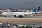 Boeing 747-419 (ZK-NBU)