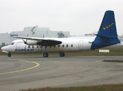 Fokker F-27-500 Friendship (HA-FAC)