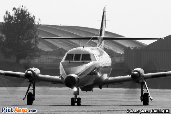 Scottish Aviation HP-137 Jetstream T2 (United Kingdom - Royal Navy)