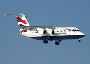 British Aerospace Avro 146-RJ85  (G-LCYC)