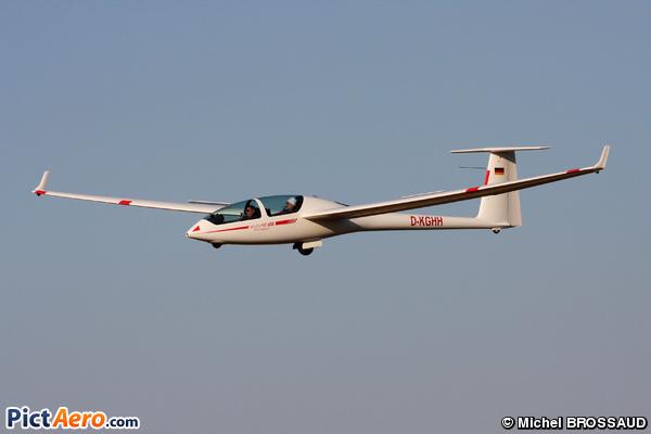 Glaser Dirsk DG-505 MB-20m Elan Dreamglider  (Privé)