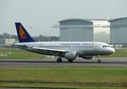 Airbus A319-115/ER (F-WWBG)
