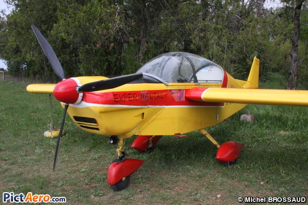 Pottier P-170 RS  (Privé)