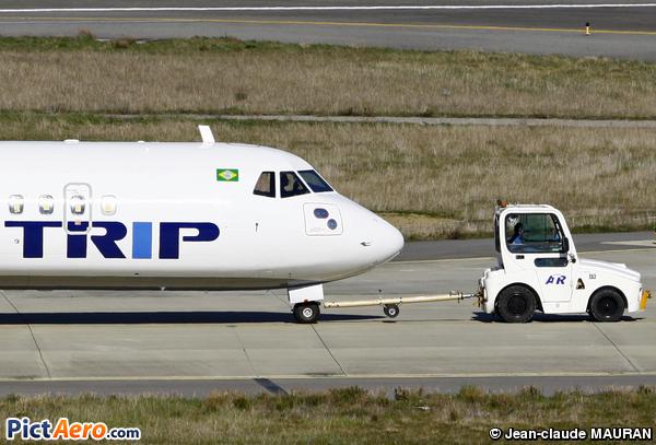 ATR 72-202 (TRIP Linhas Aéreas)