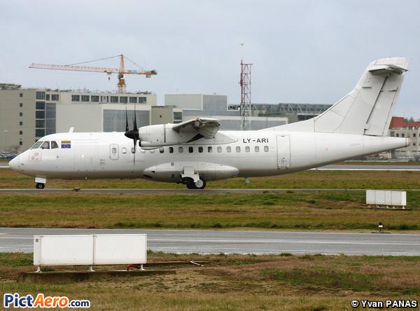 ATR 42-300 (Danu Oro Transportas (DOT))