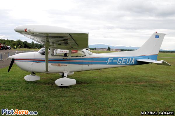 Reims F172P (Aéro Club du Haut Rhin)